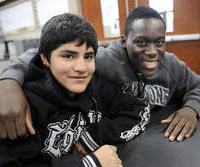 طلاب أورورا