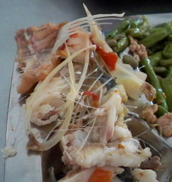 Espinhos de peixe