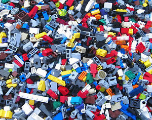 Small LEGO® Pieces