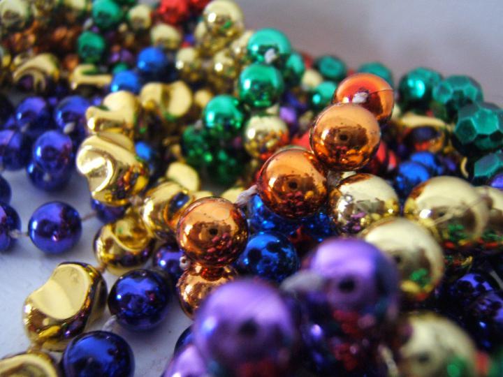 狂欢节的小珠珠