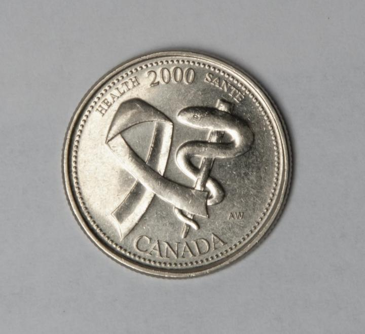 25分硬幣